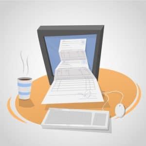 Dossier règlementation facture électronique